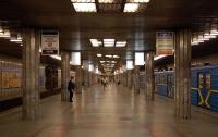 В Киевском метро установят камеры, распознающие лица