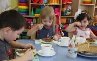 Система питания в детских садах требует урегулирования