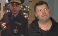 Российского актера арестовали за роль пьяного патрульного (видео)