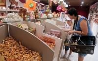 Россия запретила украинские сладости