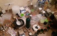 В Одессе разоблачена группа изготовителей и реализаторов амфетамина