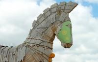 Троянский конь стал причиной смерти мужчины в Турции