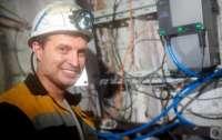 В Украине впервые в шахте проложили Wi-Fi