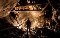 В шахте на Донбассе произошел обвал