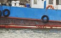 Случилась неприятность у берегов Керчи