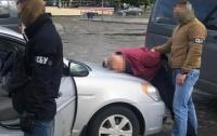 По подозрению в работе на спецслужбы РФ задержан офицера запаса ВСУ