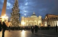 В Ватикане будет украинская елка