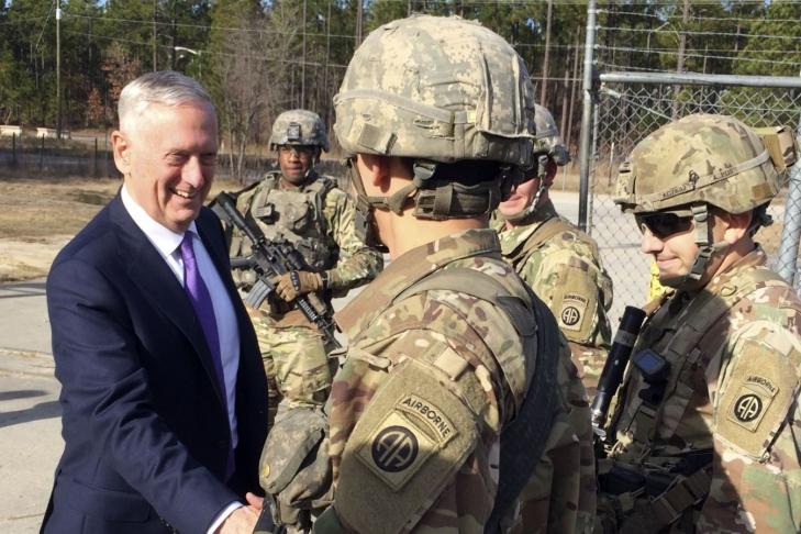 Руководитель Пентагона: Военная роль США вгосударстве Украина небудет изменяться