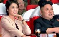 Мир заинтересовался женой диктатора Ына, который уже давно не появлялся на публике