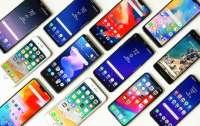 Рейтинг популярності смартфонів проданих у 2019 році