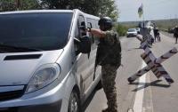 На Донбассе резко вырос пассажиропоток через КПП