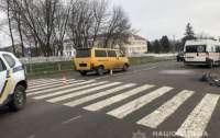 Ребенок погиб возле школы под колесами авто