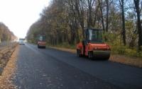 Не все дороги в Украине отремонтируют в следующем году