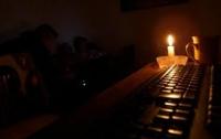 В Одессе почти полгорода опять оставили без света