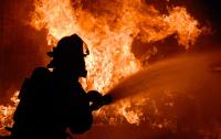 Неизвестные подожгли детский сад в Киеве