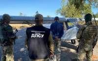 В Черкасской области пограничники поймали