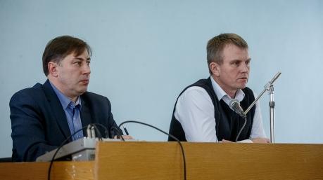 В районном центре Запорожской области чиновники и коммунальщики