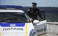 В Киеве пьяный участник АТО подрался с полицейскими
