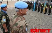 В миротворческих операциях приняли участие 40 тысяч украинцев