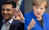 Немецкие военные готовятся встречать украинского президента