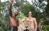 Зоозащитники показали самого большого в мире кота