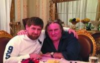 Кадыров сделал Депардье почетным гражданином Чечни