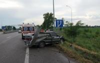 Смертельное ДТП под Киевом: разбились мать с дочерью