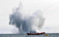 Итальянский самолет рухнул в воду во время авиашоу, есть жертвы (видео)