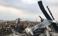 Авиакатастрофа в Непале: новые подробности