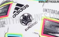 Опубликованы фото официального мяча чемпионата Европы 2020 года