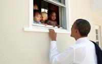Обама написал самое популярное сообщение за всю историю Twitter