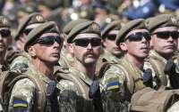 Украинский военный контингент отправился с миротворческой миссией в Косово