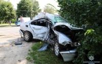 При масштабном ДТП в Виннице столкнулись пять автомобилей