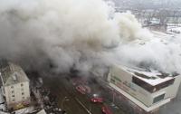 Фотограф спас 30 детей из горящего ТЦ с помощью своего реквизита