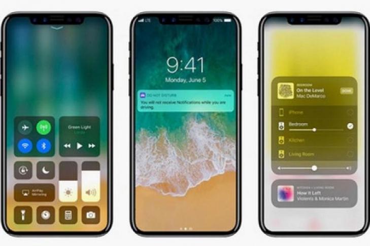 Видео: опубликованы шпионские кадры, раскрывающие дизайн нового iPhone 8