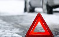На Одесщине две девушки на санках попали под машину