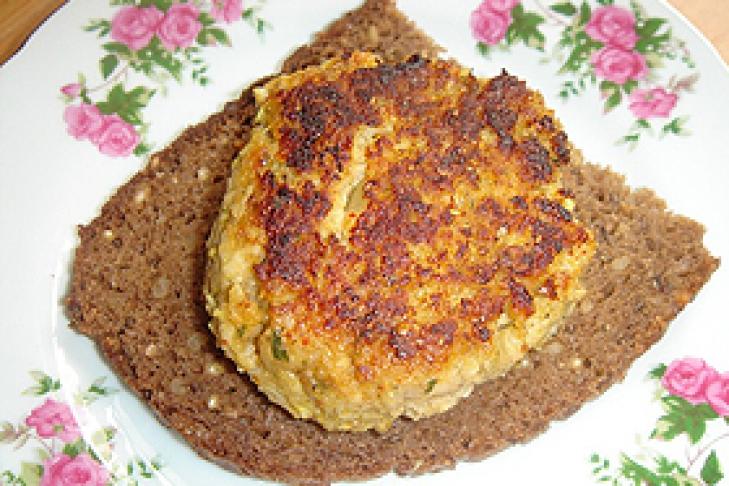 Котлеты хлеба рецепт фото