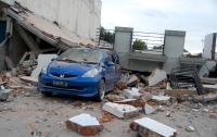 Ночью на Суматре прошла серия из 11-ти землетрясений