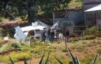 В Мексике после погони разбился самолет с кокаином