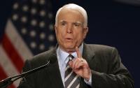 Маккейн назвал решение Трампа о поставке летального оружия Украине