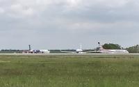 ЧП с самолетом случилось в Праге