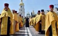 Сегодня решили, что обязательно нужно запретить украинским священникам