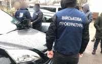 На Волыни офицера военкомата поймали на взятке за отсрочку от призыва