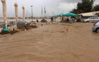 В Греции объявили красный уровень опасности из-за ливней