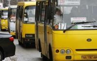 Киевлянка серьезно покалечилась, проехавшись в маршрутке