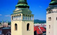 Словакия приглашает туристов на Башню Буриана (ФОТО)