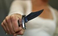 На Днепропетровщине женщина-инвалид зарезала своего мужа