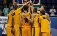 Сборная Украины попробует пробиться в четвертьфинал Евробаскета