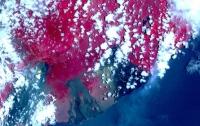 NASA показало фото последствий извержения самого активного вулкана на Гавайях