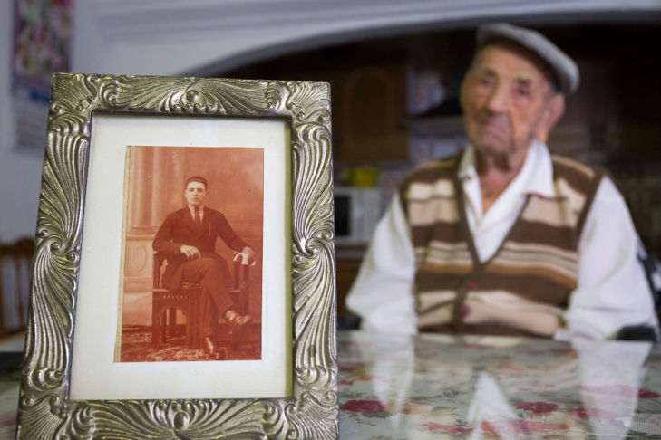 ВИспании скончался самый старый мужчина напланете